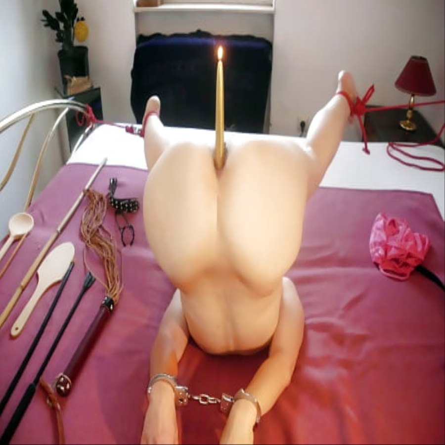 sex-girl-with-birthday-candle-in-her-pussy-breastfeeding-gif